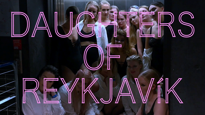<h3>Daughters of Reykjavik</h3>
